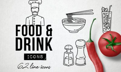 drink-and-food-icons-www.mockuphill.com