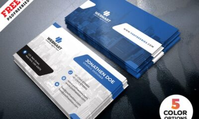 Clean-Business-Card-Templates-www.mockuphill.com