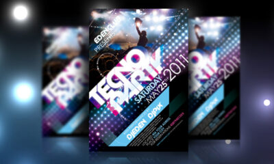Party-Flyer-Design-PSD-www.mockuphill.com