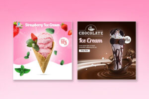 Ice-Cream-Banner-Template-PSD-www.mockuphill.com