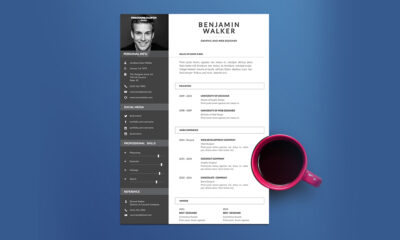 Clean-Resume-CV-Template-Design-www.mockuphill.com