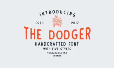 The-Dodger-11-Fonts-www.mockuphill.com