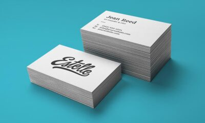 Stack-Letterpress-Business-Card-MockUp-www.mockuphill.com
