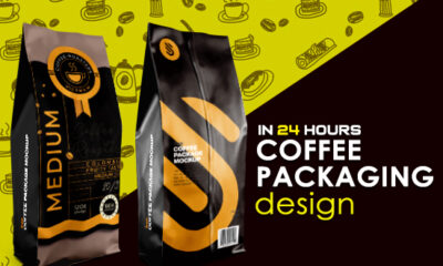 coffee-Packaging-design-coffee-bag-design-www.mockupgraphics.com