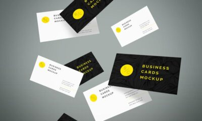 free-flying-business-cards-mockup-www.mockuphill.com