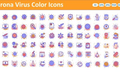 Coronavirus-Colorful-Vector-Icon-www.mockuphill.com
